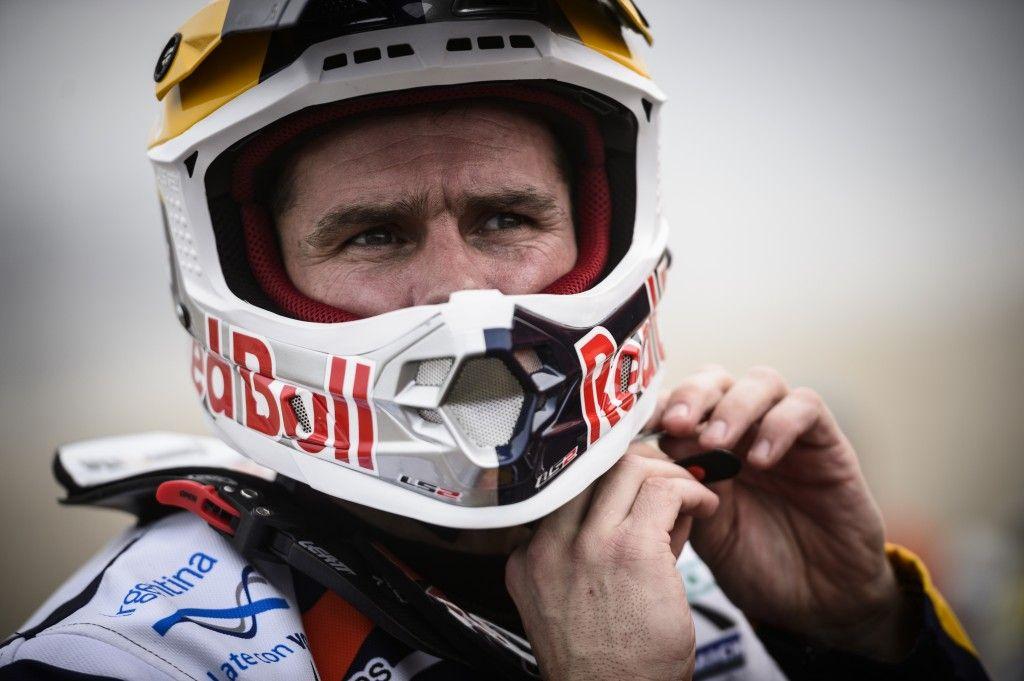 despres face helmet 2013