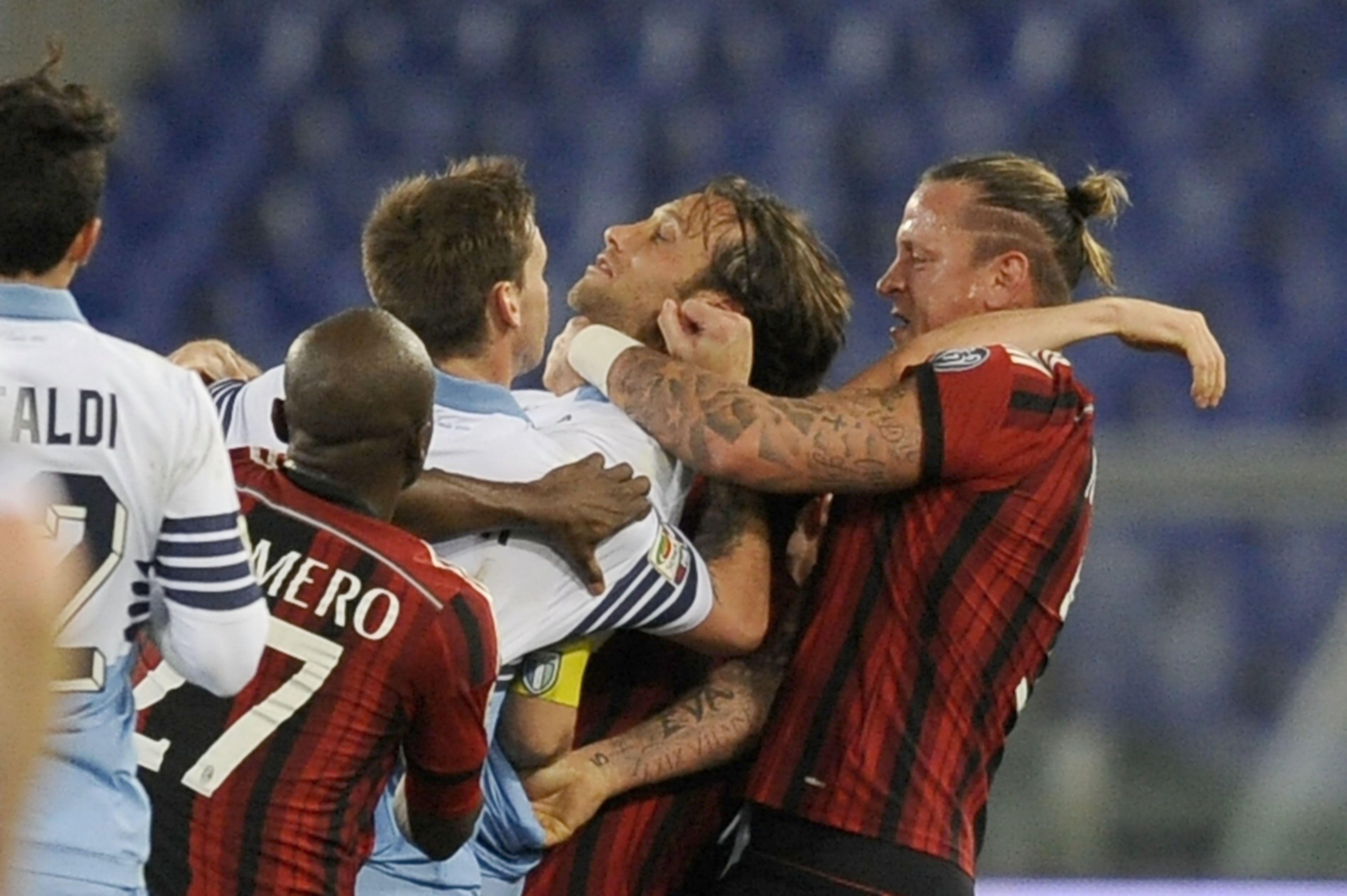 Lazio vs Milan - Serie A Tim 2014/2015