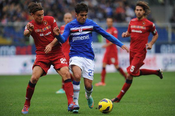 Sampdoria-Cagliari,