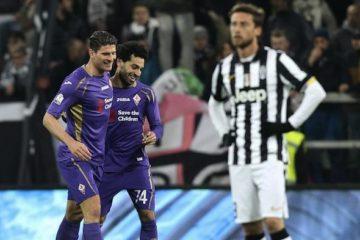 Gomez, Salah e Marchisio