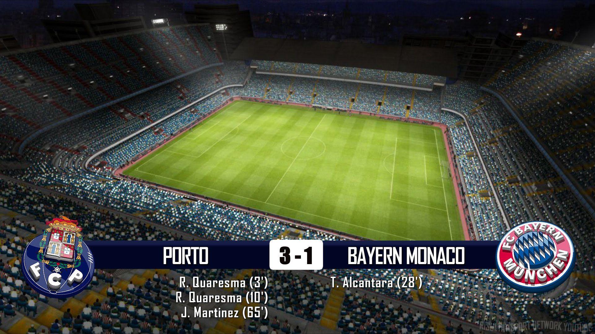 Bayern Monaco - Porto
