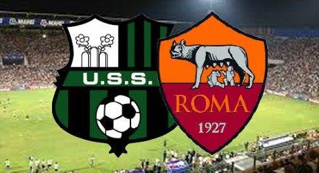 Card Sassuolo-Roma