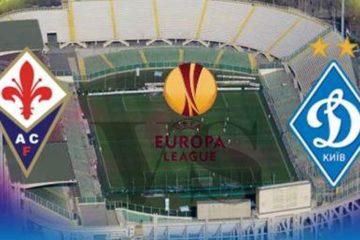 Fiorentina vs Dinamo Kiev