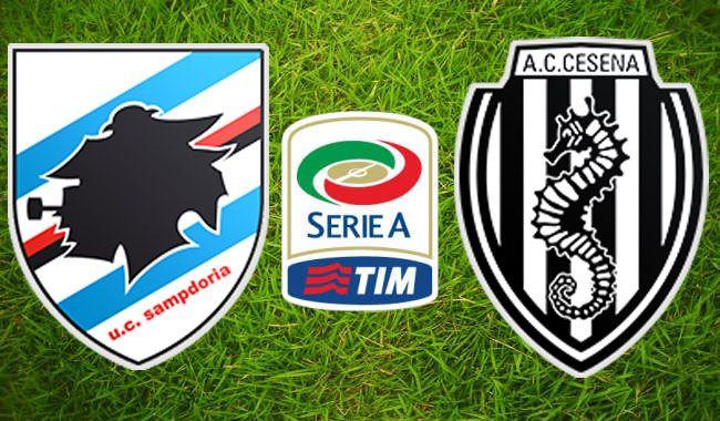 Sampdoria-vs-Cesena