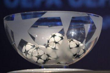 Sorteggio Semifinali Champions League