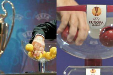 Sorteggi Semifinali Europa League