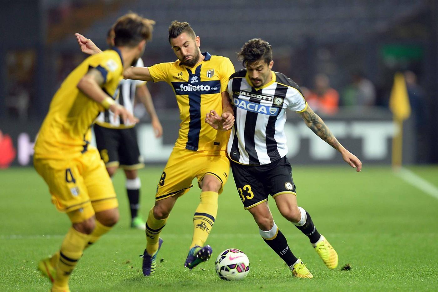 Udinese vs Parma - Serie A Tim 2014/2015