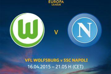 Wolfsburg vs Napoli 2014-2015