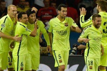 Barcellona 2014-2015