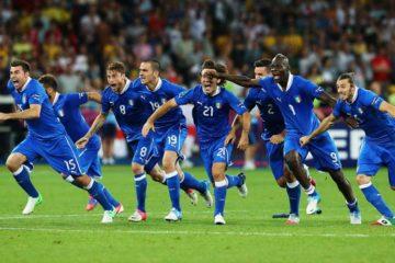 Italia - Europei 2012
