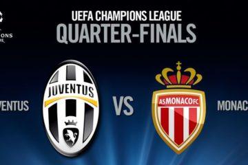Juventus vs Monaco 2014-2015