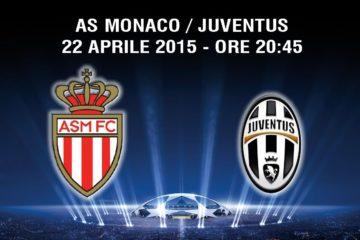 Monaco vs Juventus 2014-2015