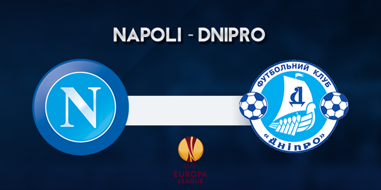 Napoli-Dnipro
