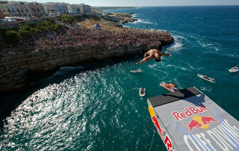 Red Bull Cliff Diving World Series