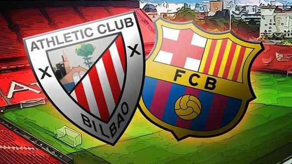 Finale Copa del Rey, Athletic Bilbao-Barcellona, 17 aprile 2021.