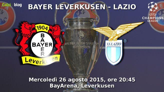 Bayer Leverkusen - Lazio