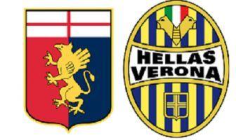 Probabili formazioni Genoa-Verona