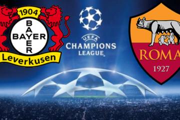 Leverkusen-Roma-diretta-streaming