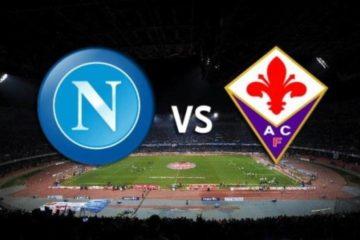 Napoli-Fiorentina, 18° giornata Serie A