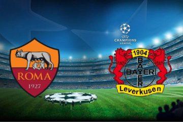Roma-Bayer-Leverkusen