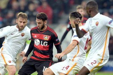 Roma-Bayer-Leverkusen-streaming
