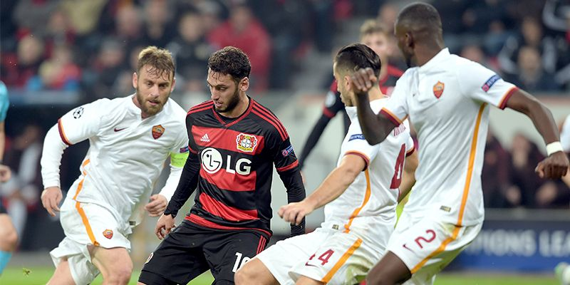 Roma-Bayer-Leverkusen-streaming