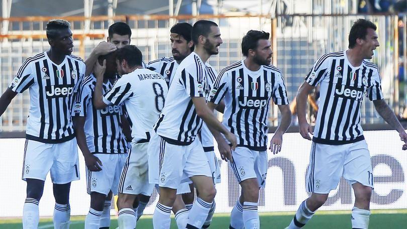 Soccer: serie A, Empoli-Juventus