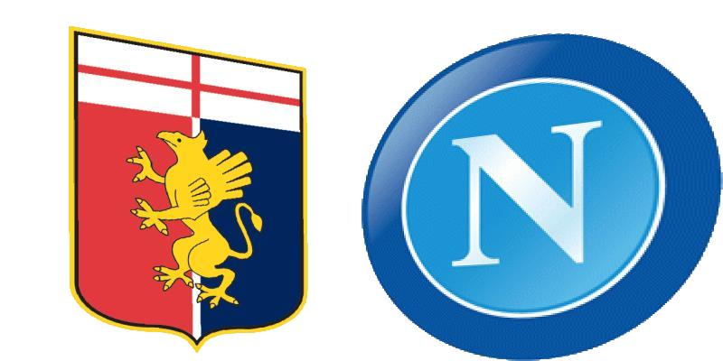 Genoa-Napoli: probabili formazioni