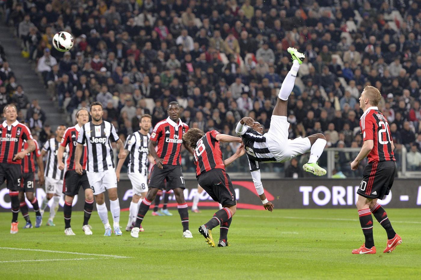 Juventus vs. Milan