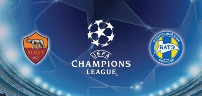 roma-bate-borisov-ultime-formazioni-champions-league