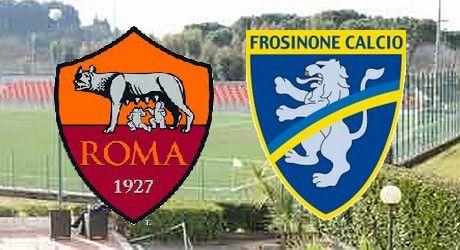 Card Roma-Frosinone