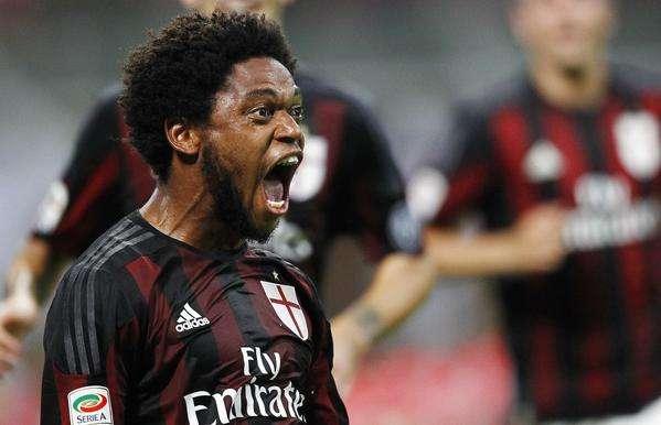 Luiz Adriano del Milan (Fonte: radiogoal24.it)