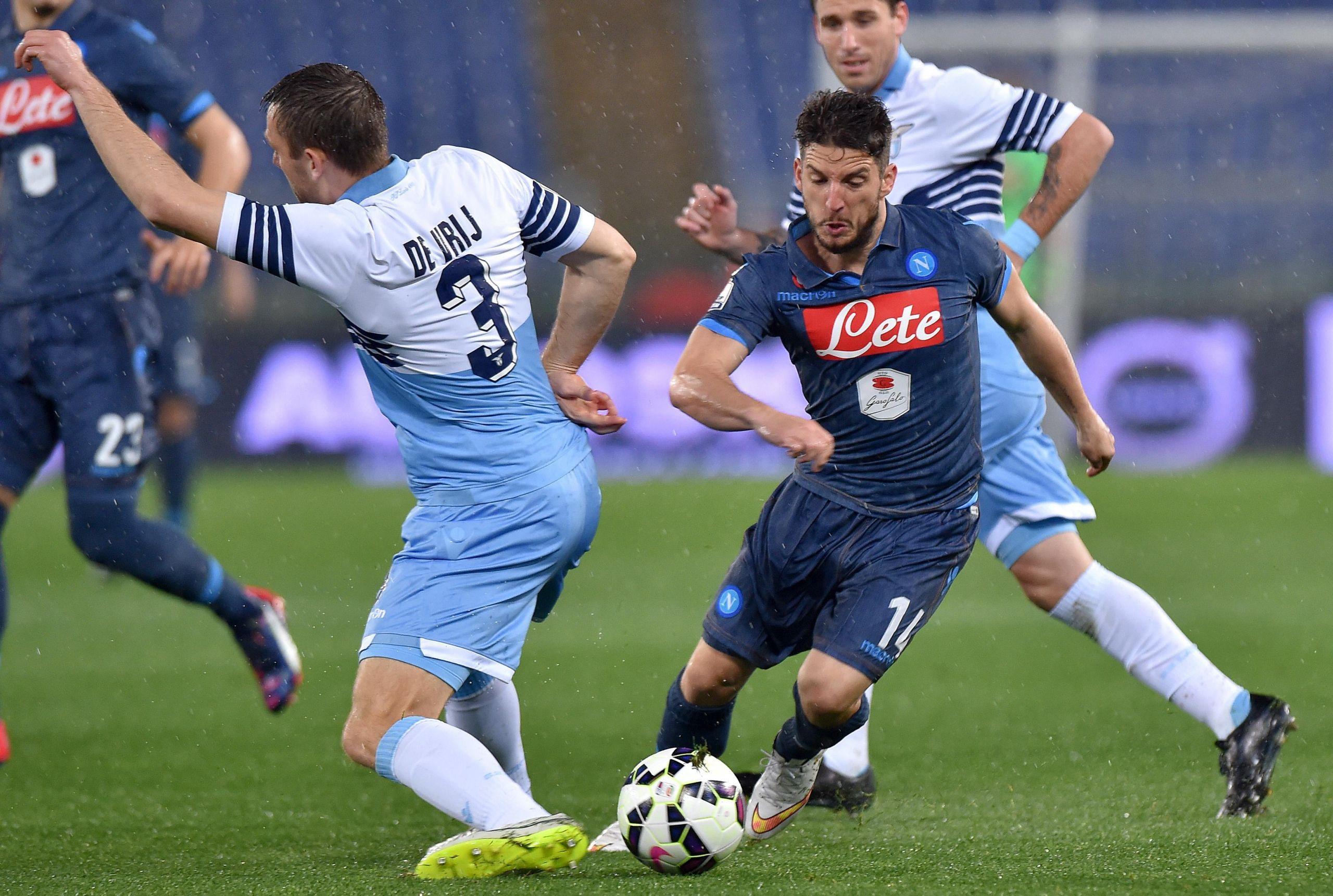 Diretta Streaming Lazio Napoli
