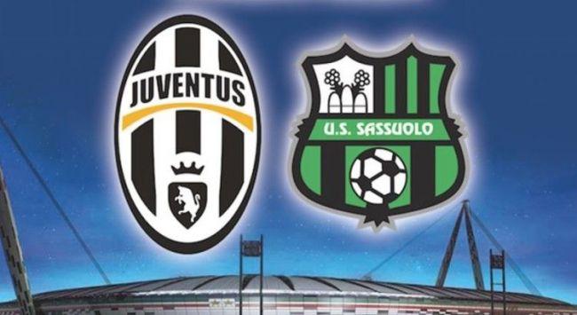 Juventus Sassuolo Diretta Streaming 23 Giornata Serie A