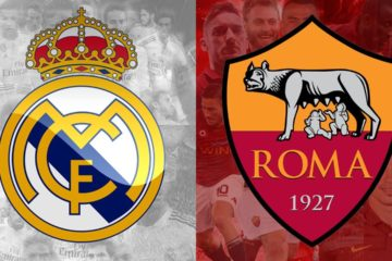 real madrid roma