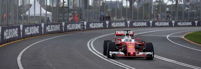 F1 Gp Australia Qualifiche