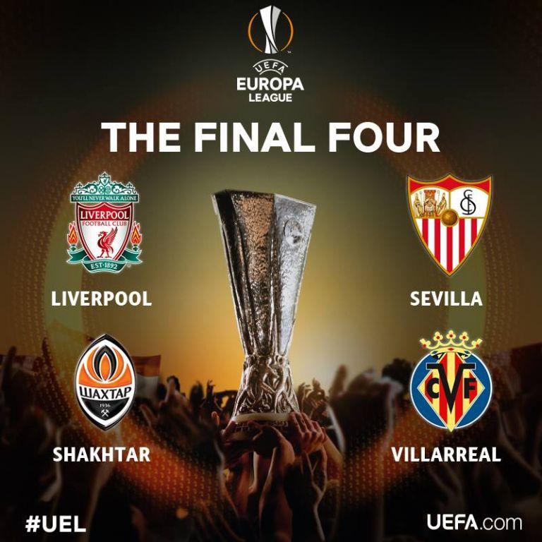Sorteggio Semifinali Europa League Diretta Streaming Live  Stadiosport It