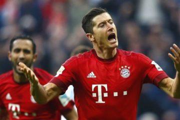 Bayern Monaco campione bundelisga 2015 2016