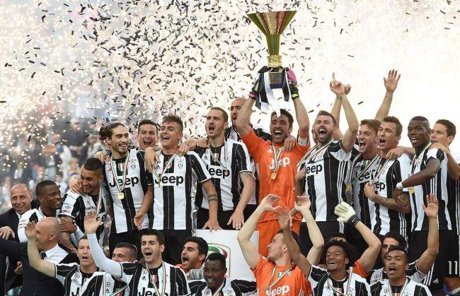 juventus campione d'italia 2015-2016