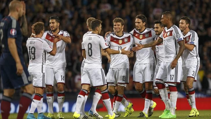 Germania Polonia Streaming