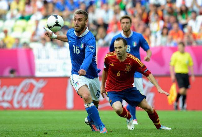 Italia Spagna Diretta Streaming