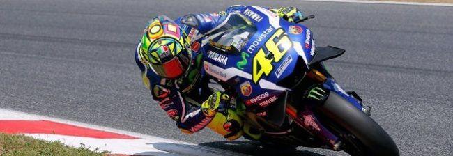 MotoGP Catalunya Ordine Arrivo
