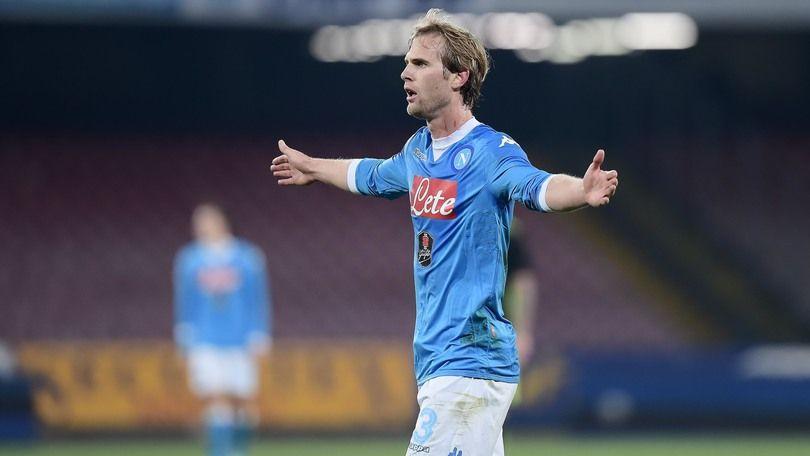Napoli vs Hellas Verona - Tim Cup 2015 2016