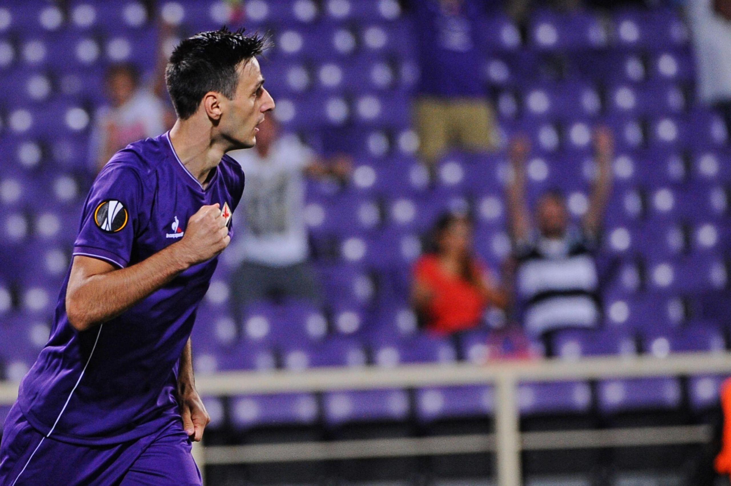 Soccer: Europa League; Fiorentina-Basel