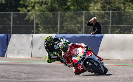 Gara MotoGP Austria Ordine d'Arrivo