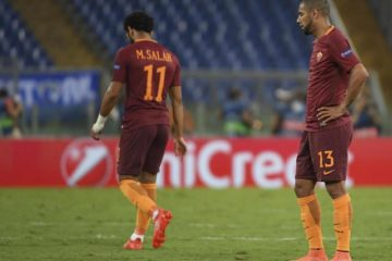 Soccer: Champions League play-off; Roma-Porto