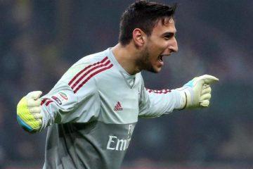 Gianluigi Donnarumma del Milan (Fonte: Tuttosport)