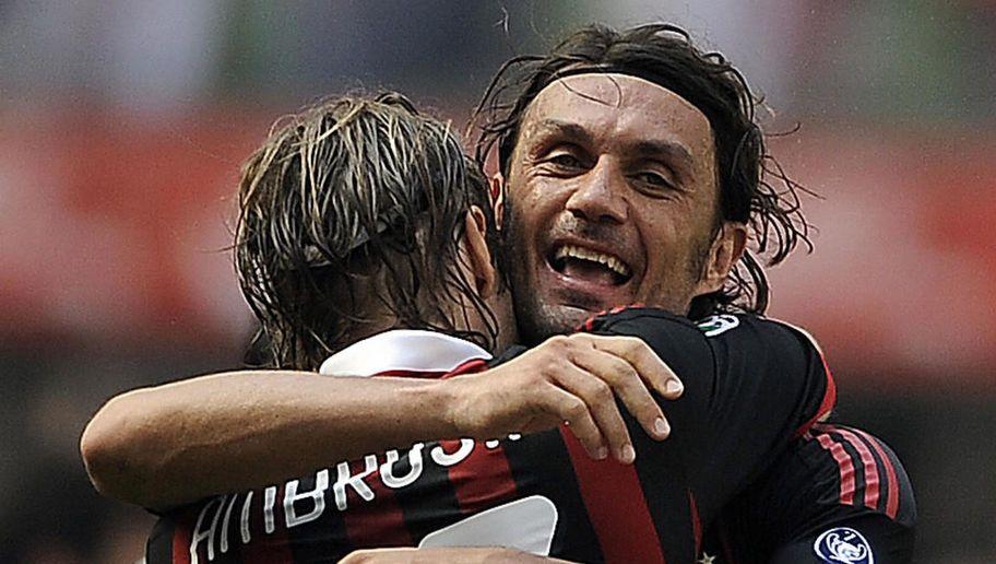 Maldini e Ambrosini (Fonte: 90min.com)