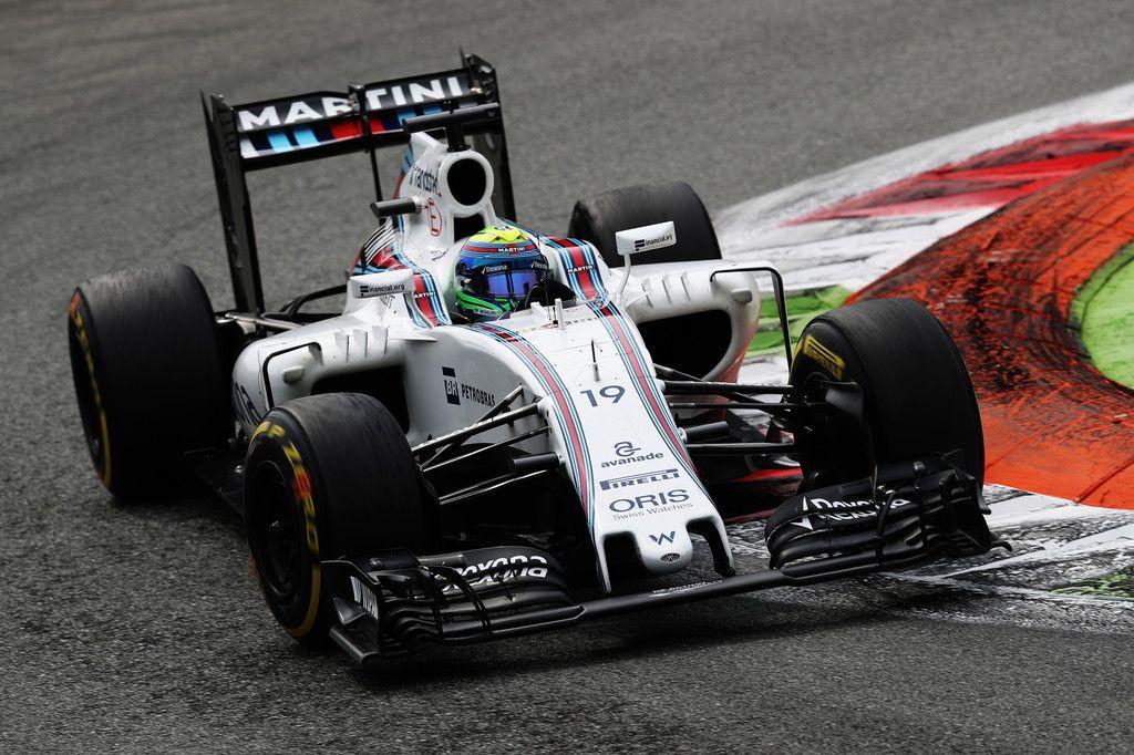 Alla sua ultima apparizione a Monza, Massa non è andato oltre la 9° posizione (foto da: zimbio.com)