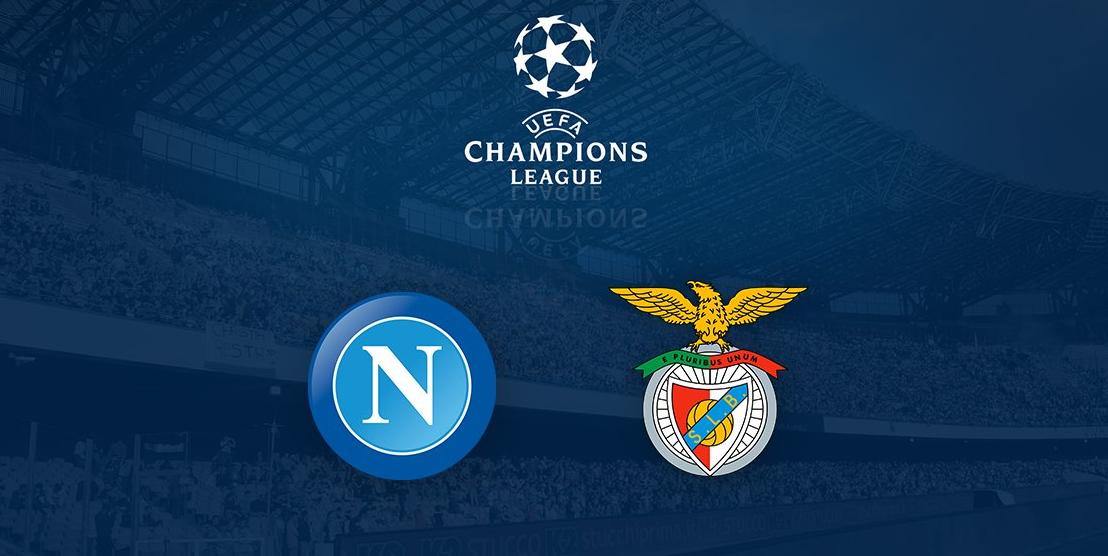 Napoli-Benfica in Diretta Streaming Live: precedenti, pronostico e probabili formazioni (Fonte: www.calcionapolireporter.it)